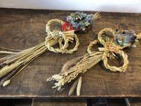 「藁を編んで作るお正月飾り」を開催しました! - ルリロ・ruriro・イロイロ