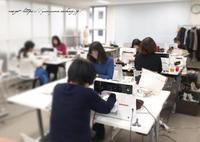 【ヴォーグ学園東京校】バッグ講座*ファーの上品な大人バッグが完成♪ - neige+ 手作りのある暮らし