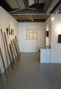 『神戸の島田ギャラリー、父の仕事場の展示・その3』 - NabeQuest(nabe探求)
