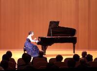 ピアノリサイタル終了! - ピアニスト丸山美由紀のページ