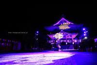 長野市長野デザインウィーク善光寺イルミネーション2018 - 野沢温泉とその周辺いろいろ2