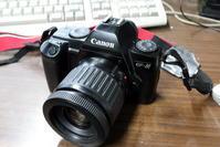 Canon EF-M - FDレンズ を EOSへ