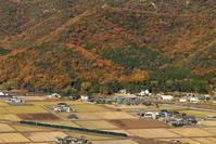 紅葉のミツカミ俯瞰で瑞風を撮る - 鉄道撮影メモ用