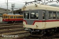 ふるさとの、ちいさな電車~おでこにライト2つ~ - ちょっくら、そのへんまで。な日常。