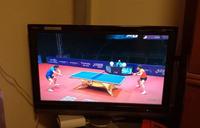 世界卓球グランドファイナルはテレビで放送 - スポック艦長のPhoto Diary