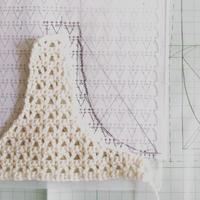 かぎ針でカーブを作る - セーターが編みたい!
