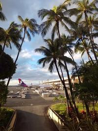 【滞在中】ダニエル・K・イノウエ国際空港到着 - いつの間にか20年