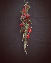 お正月飾り✧︎ - driedflower arrangement ✦︎ botanical accessory ✦︎ yukonanai ✦︎ gland*