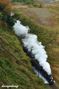 爆煙・ドレイン大井川も・・・ - 蒸気をおいかけて・・・少年のように