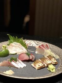 美味しい刺身と水引。そして我が家ご飯は韓国のジョン - 今日も食べようキムチっ子クラブ(料理研究家 結城奈佳の韓国料理教室)