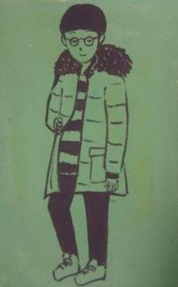 ほぼ日手帳 - たなかきょおこ-旅する絵描きの絵日記/Kyoko Tanaka Illustrated Diary
