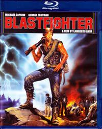 「地獄の戦士ブラストファイター」Blastfighter  (1984) - なかざわひでゆき の毎日が映画三昧