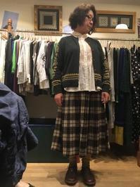 上半身今シーズンスカート 20年前の ? - 永遠のアイテム