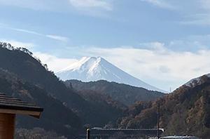 富士山、甲府、ほうとう、キタムラ時計店、カヨちゃん♪ - Isao Watanabeの'Spice of Life'.