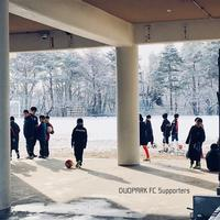 ある日の練習風景December 16, 2018 - DUOPARK FC Supporters
