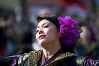 第14回四日市よさこい祭り「やったろ舞」『百華夢想』 - tamaranyのお散歩2