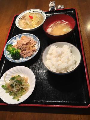 本日の昼食 - ミミのつぶやき(イエローガーデン金沢白山)