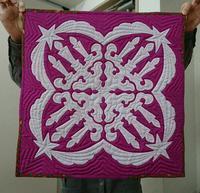 OTさん、クリスマスキ... - ほっと一息・・~Sakura's Hawaiian QuiltⅡ