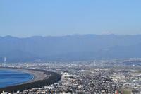 駿河湾 - 新幹線の写真