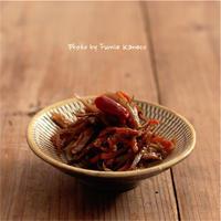 きんぴらごぼう - ふみえ食堂  - a table to be full of happiness -