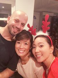 House warming Party in Wilhelmina Rise - Takako's Diary