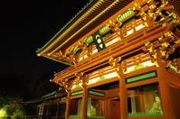 江の島からぶらぶら その13~夜の鶴岡八幡宮 - 「趣味はウォーキングでは無い」