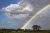 虹、鮮やかに - ekkoの --- four seasons --- 北海道