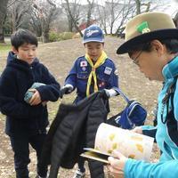 平成最後のカブ集会(30年)^_^飛鳥山公園モンパルナス - ボーイスカウト東京北5団