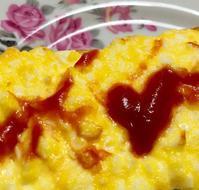 エッグトースト - 赤煉瓦洋館の雅茶子