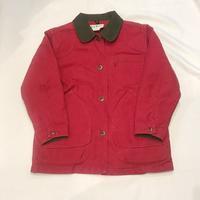 80's L.L.Bean ハンティングジャケット - 「NoT kyomachi」はレディース専門のアメリカ古着の店です。アメリカで直接買い付けたvintage 古着やレギュラー古着、Antique、コーディネート等を紹介していきます。