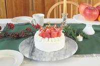 プチお祝いのケーキ - Chamomile