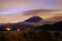 30年12月の富士(4)本栖湖夜明けの富士 - 富士への散歩道 ~撮影記~