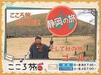 こころ旅・祝800日目!は静岡~ - 心紋様