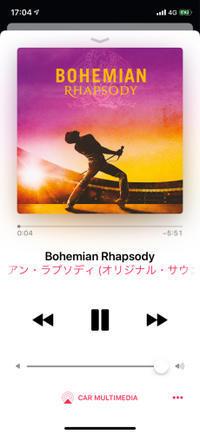 ボヘミアン・ラプソディー - さとうゆみ☆Smile of the Dolphin ~にゃんだか好い日~