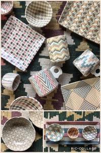 LastExhibition 2018 - irodori窯~pattern pottery~