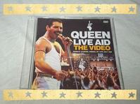 QUEEN / LIVE AID THE VIDEO - 無駄遣いな日々