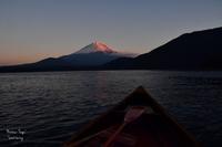 本栖湖 2018 冬続きの続き - Sauntering