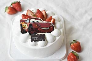 カーズのケーキ - honey+Cafe