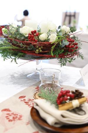 花と灯を楽しむ暮らし - 秋田のテーブル、秋田のごはん