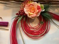 お正月飾り・しめ縄リース・福縄飾り - ルーシュの花仕事
