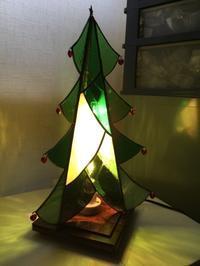 クリスマスツリー - Glass in