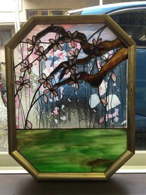 枝垂れ桜 -