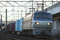 EF66-109 - EH500_rail-photograph