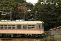 ふるさとの、ちいさな電車~どこか遠くでタイフォンが~ - ちょっくら、そのへんまで。な日常。