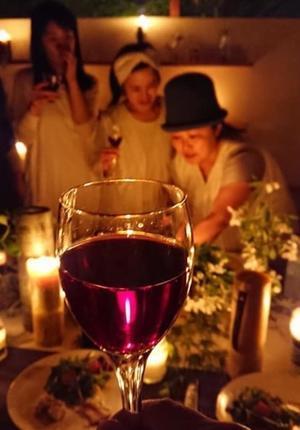 「灯りとクリスマスの食卓」予約受付中です。 - 円山ステッチ*佐野明子のブログ