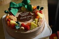 クリスマスだよー - e-cake 開業からの・・その後~山梨県甲州市のカップケーキ屋「e-cake」ができるまで since 2010.1.~