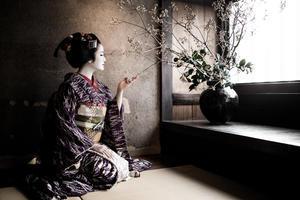 先笄!  ~祇園東 雛佑~ - Prado Photography!
