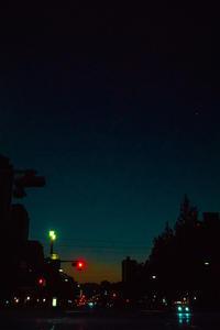 やたら赤信号に引っかかる日 - Omoブログ