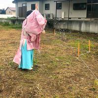 Iさま邸地鎮祭〜配筋検査 - あとりえ・みんなのブログ