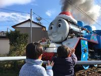大井川鐵道のクリスマストーマス2018!! - 子どもと暮らしと鉄道と